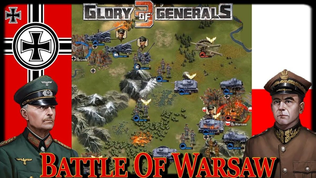 cover glory of generals 3