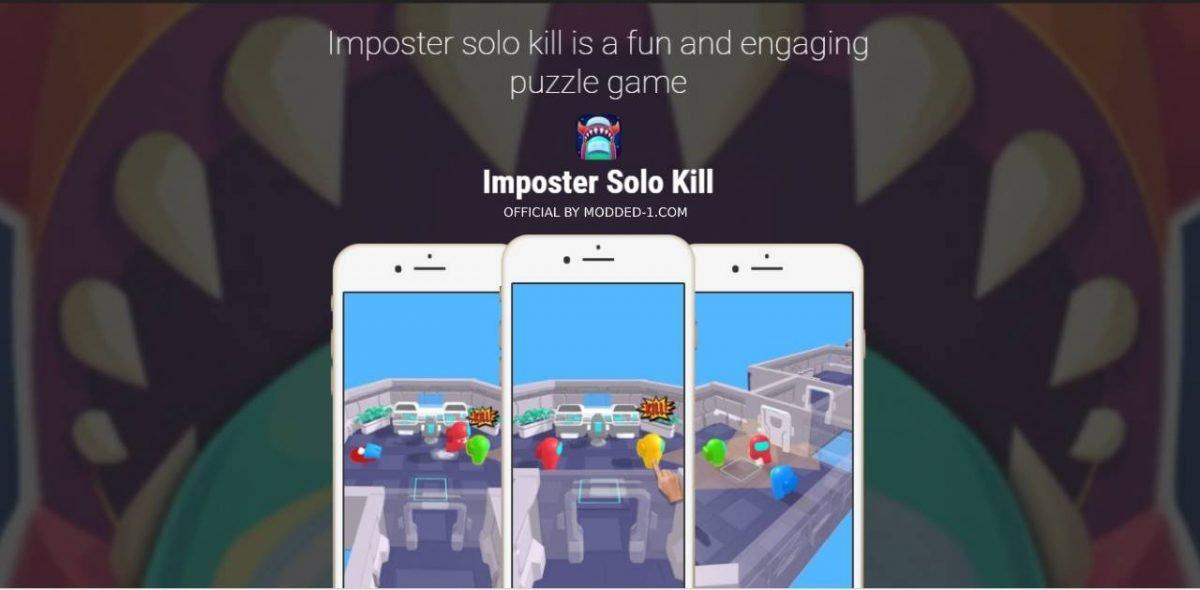 cover imposter solo kill