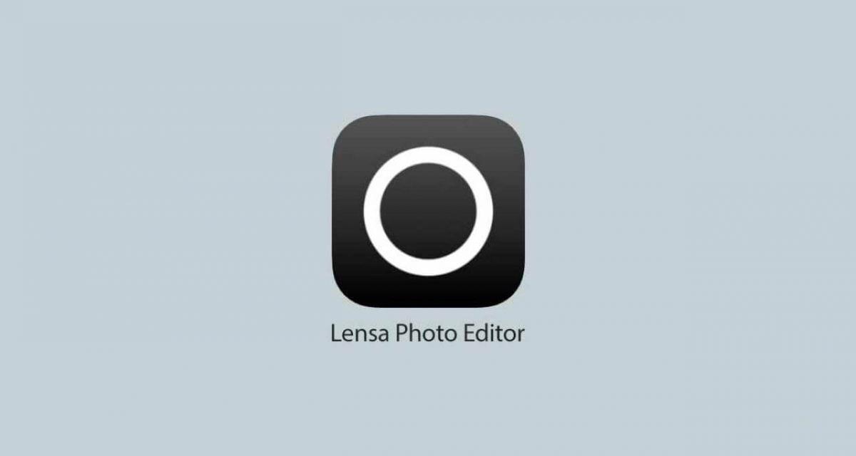 cover lensa photo editor