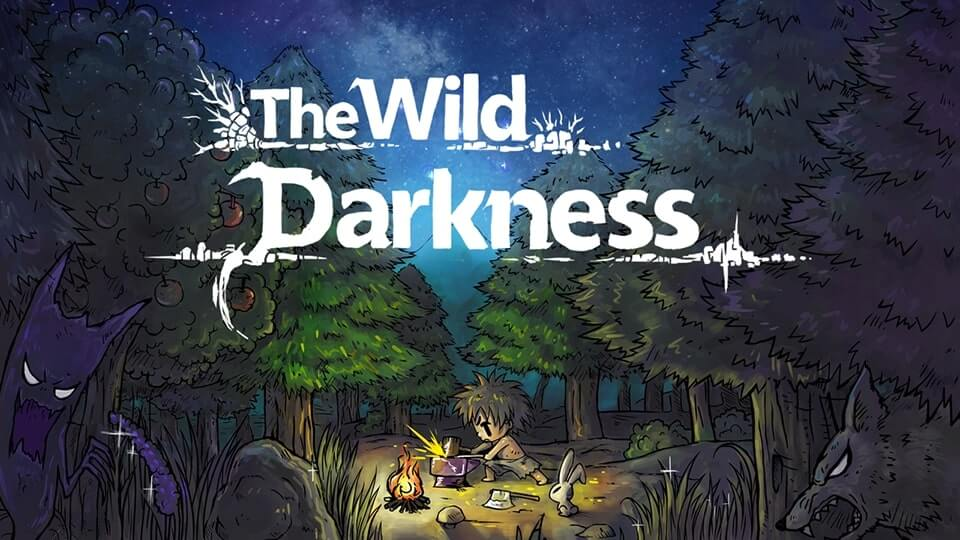 cover the wild darkness