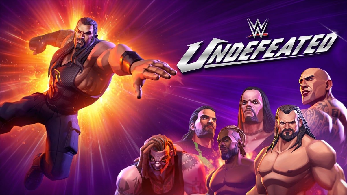 cover wwe undefeated