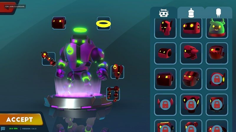 download bomb bots arena apk