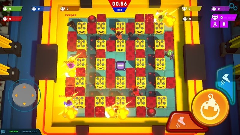 download bomb bots arena mod full
