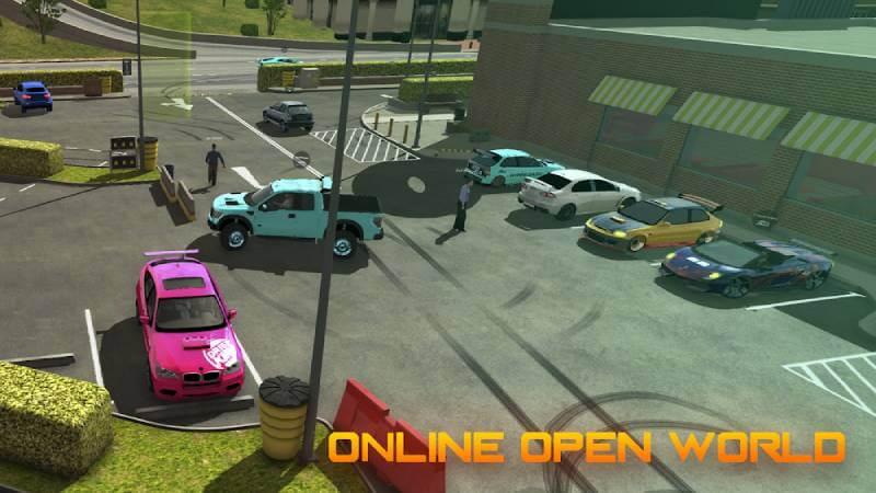download car parking multiplayer mod full