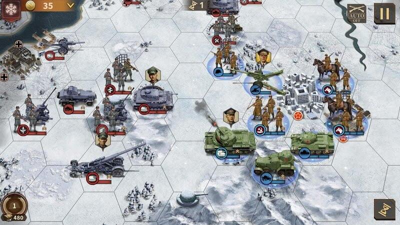 download glory of generals 3 mod apk