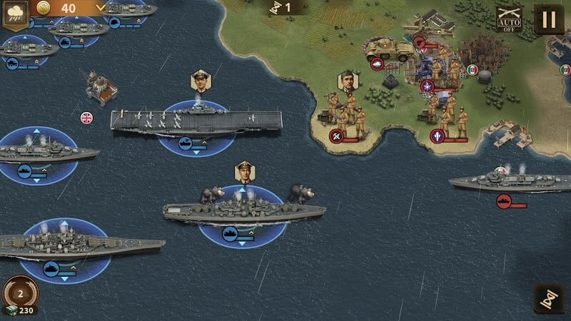 download glory of generals 3 mod full