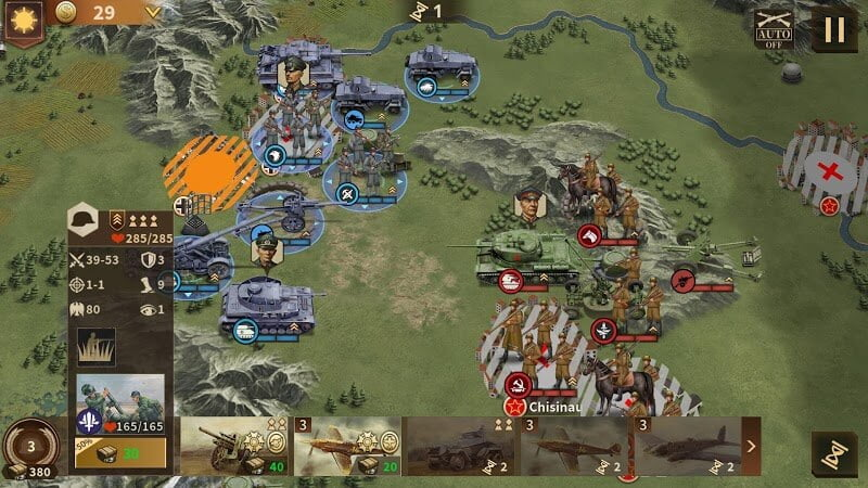 download glory of generals 3