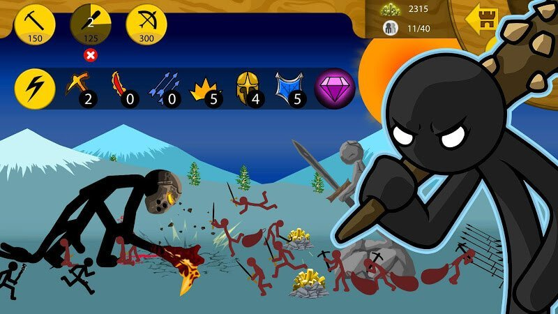 download stick war legacy mod gems