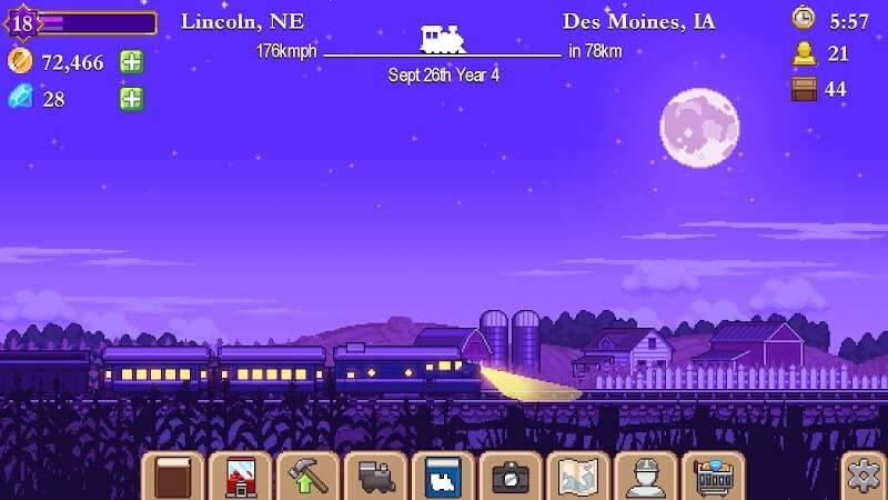 download tiny rails mod money