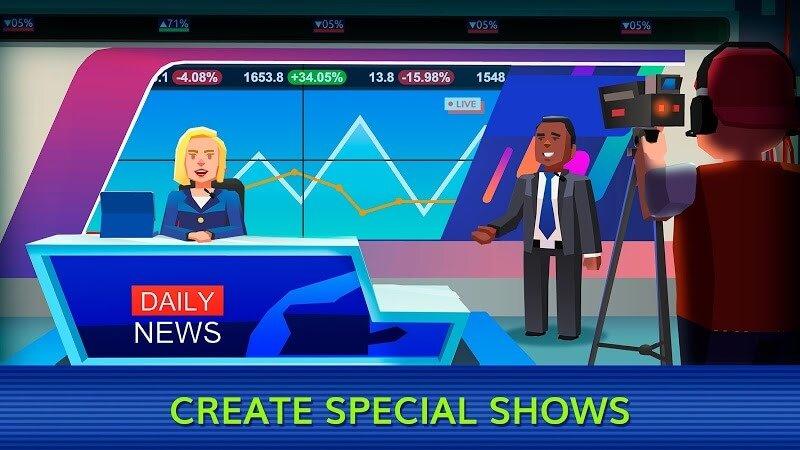 download tv empire tycoon mod apk