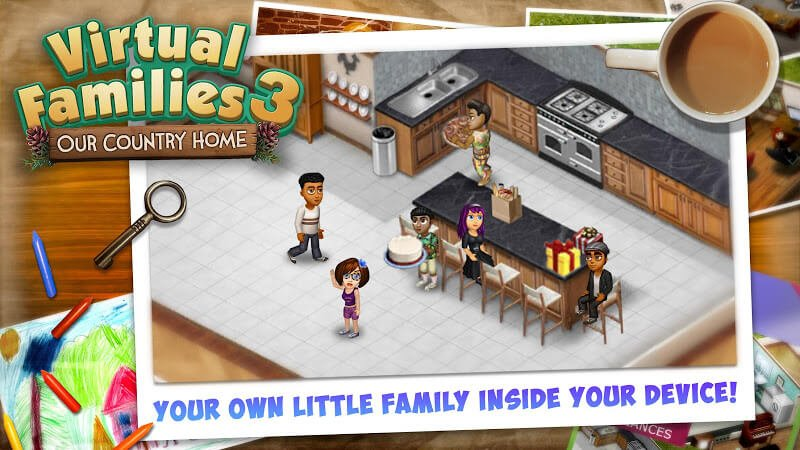 download virtual families 3