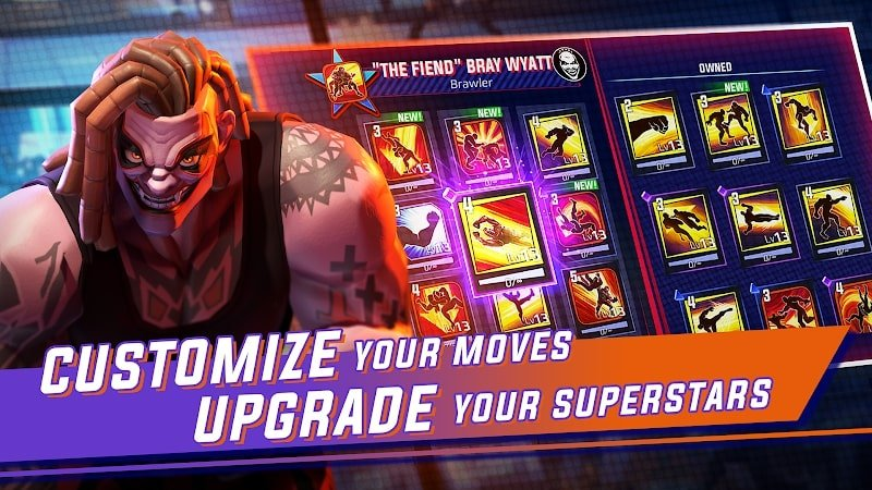 download wwe undefeated apk