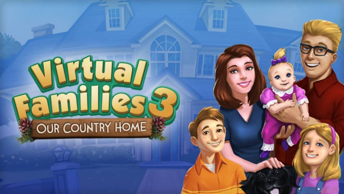 virtual families 3 cover