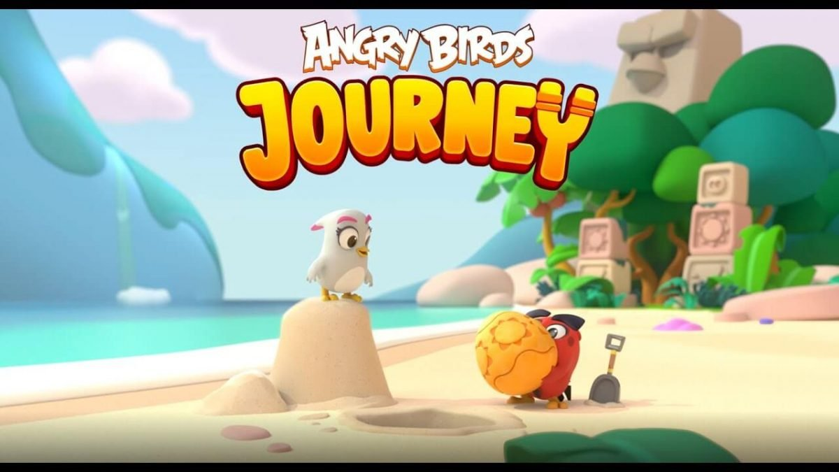 Angry Birds Journey MOD APK 1.1.0 (Unlimited Heart) Download