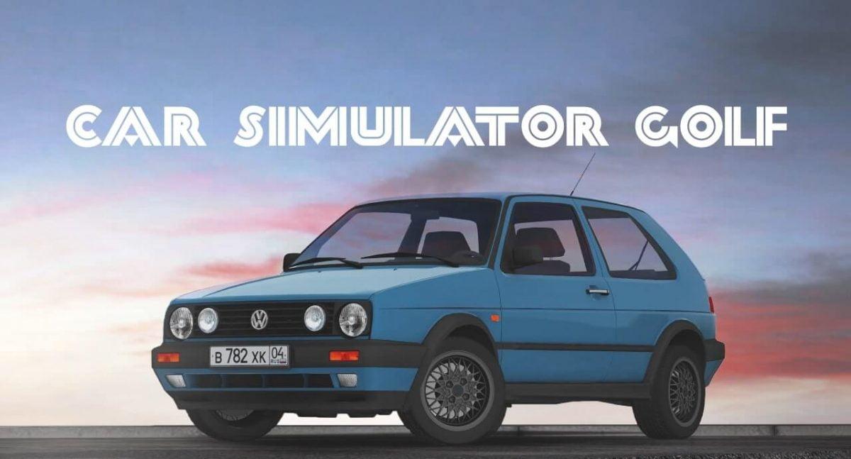 cover car simulator golf