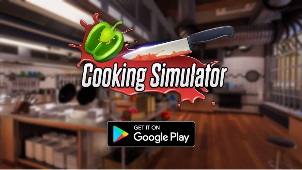 cover cooking simulator mobile