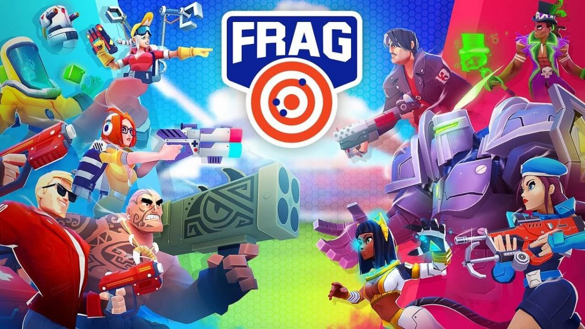 cover frag pro shooter