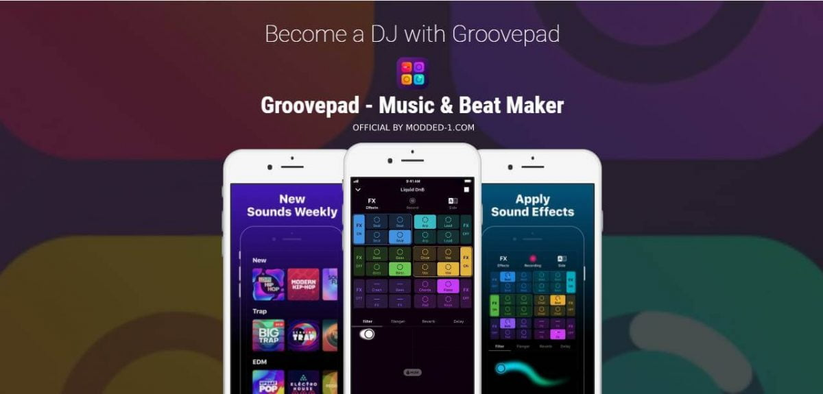 cover groovepad