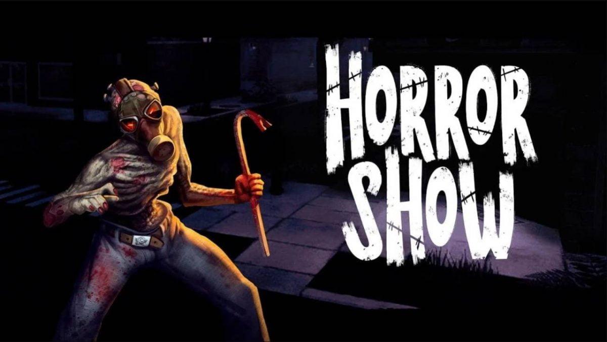 cover horror show