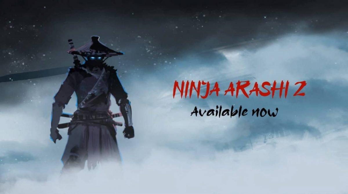 cover ninja arashi 2