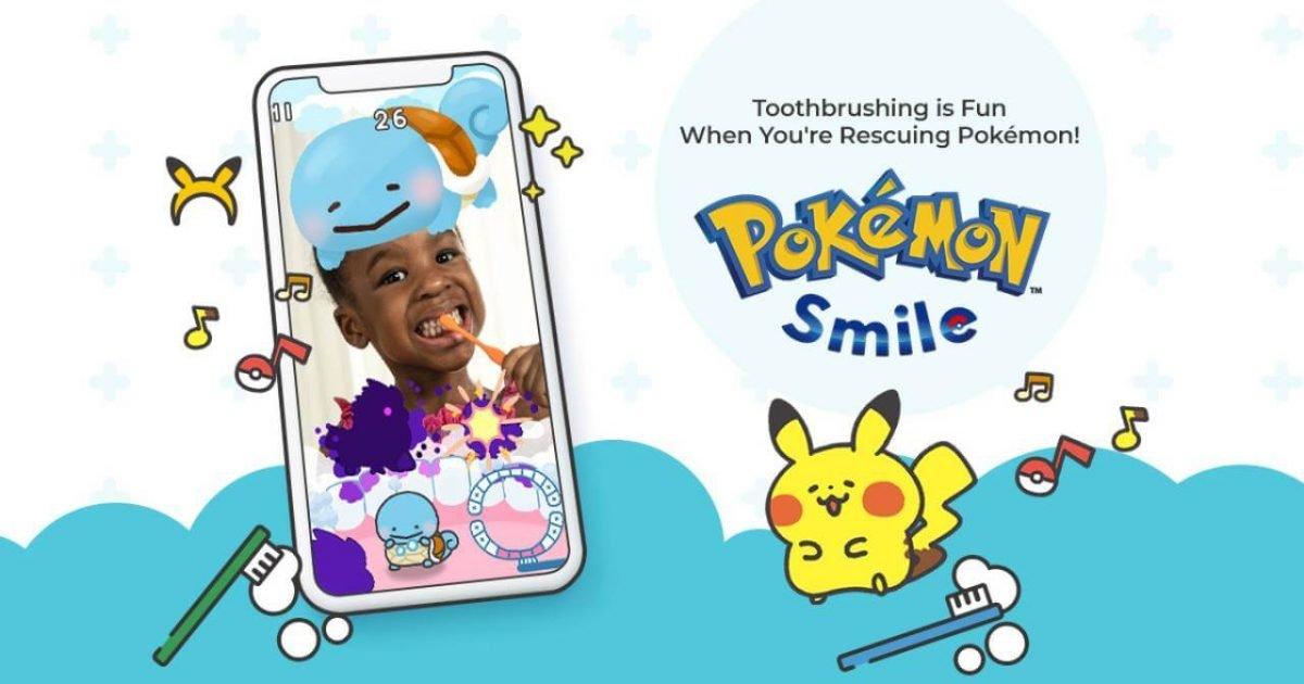 cover pokemon smile