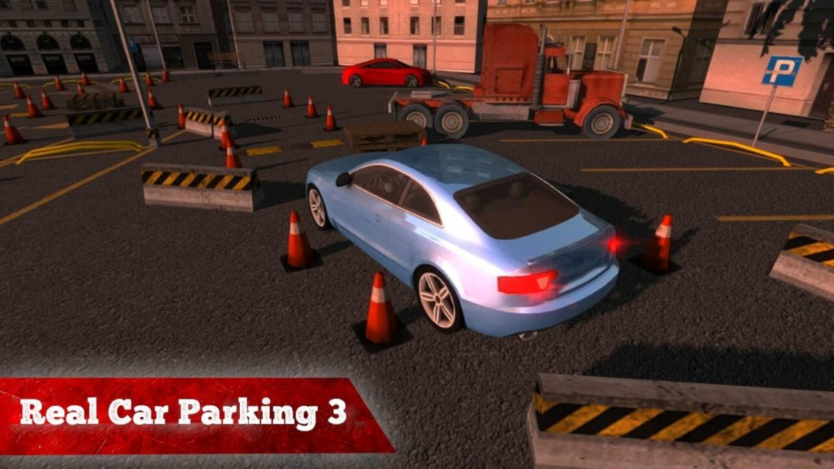 cover real car parking 3