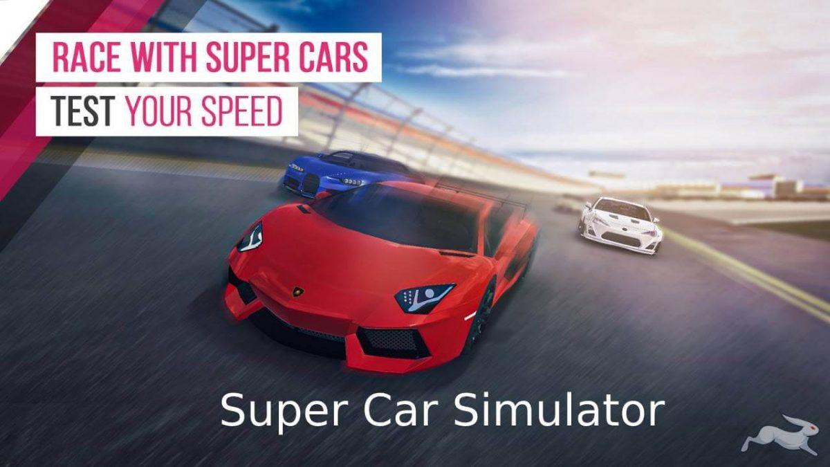 cover super car simulator