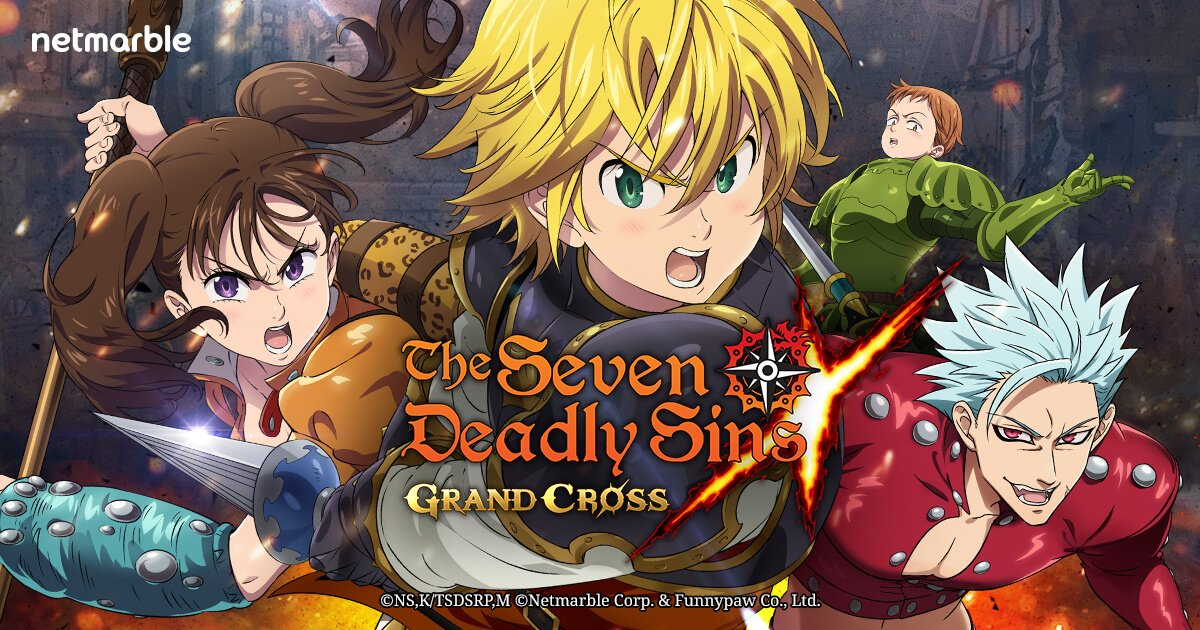 cover the seven deadly sins