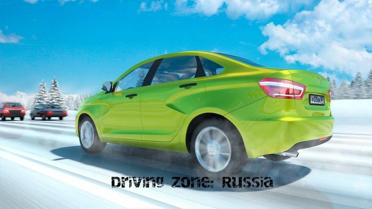 covver driving zone russia