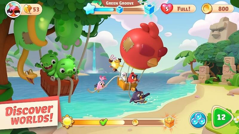 download angry birds journey apk