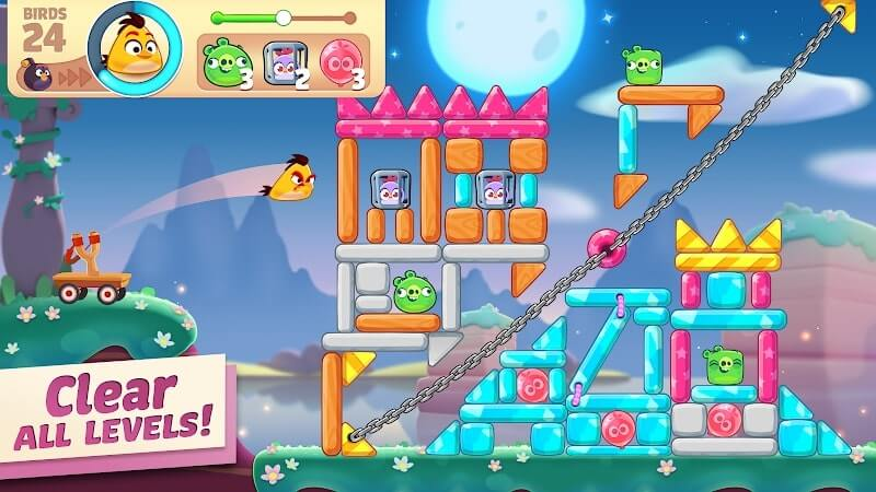 download angry birds journey mod apk