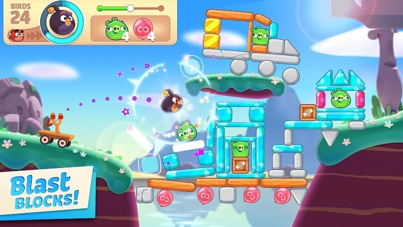 download angry birds journey