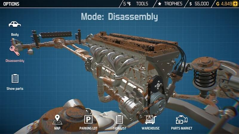 download cat mechanic simulator mod apk