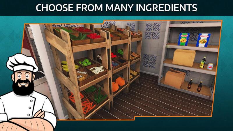 download cooking simulator mobile mod apk
