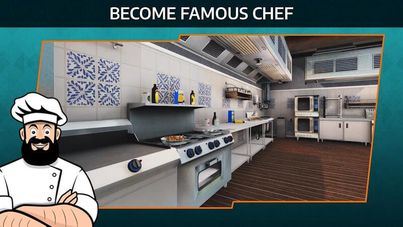 download cooking simulator mobile mod money