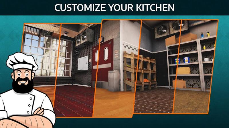download cooking simulator mobile
