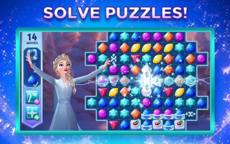 download disney frozen adventures