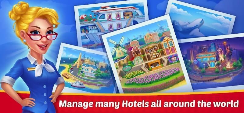 download dream hotel mod money