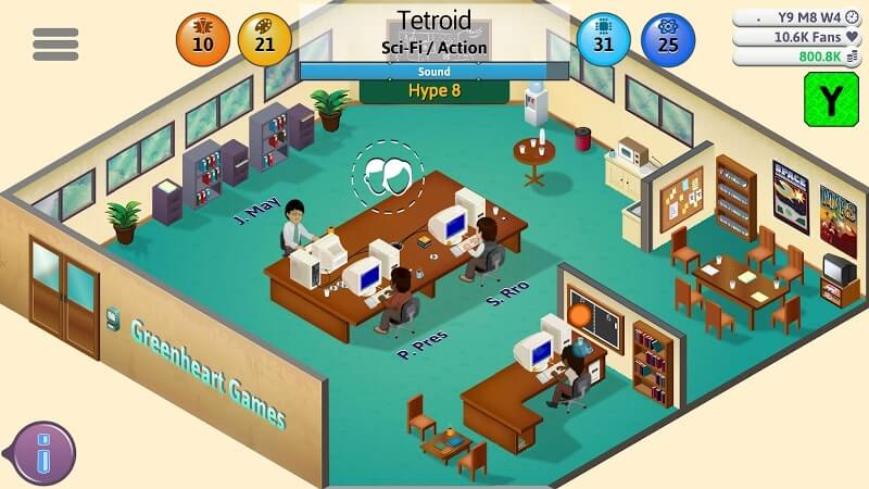 download game dev tycoon mod apk
