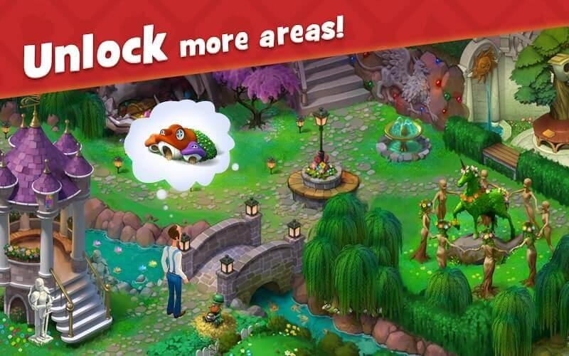 download gardenscapes mod apk