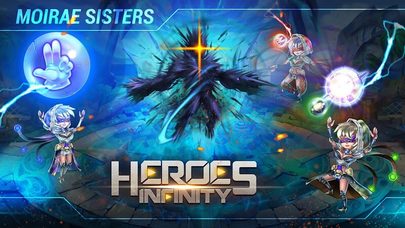 download heroes infinity apk