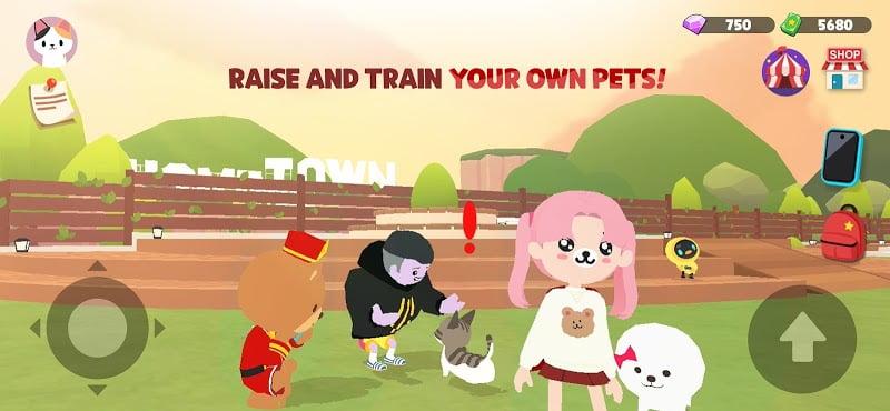 download play together mod apk
