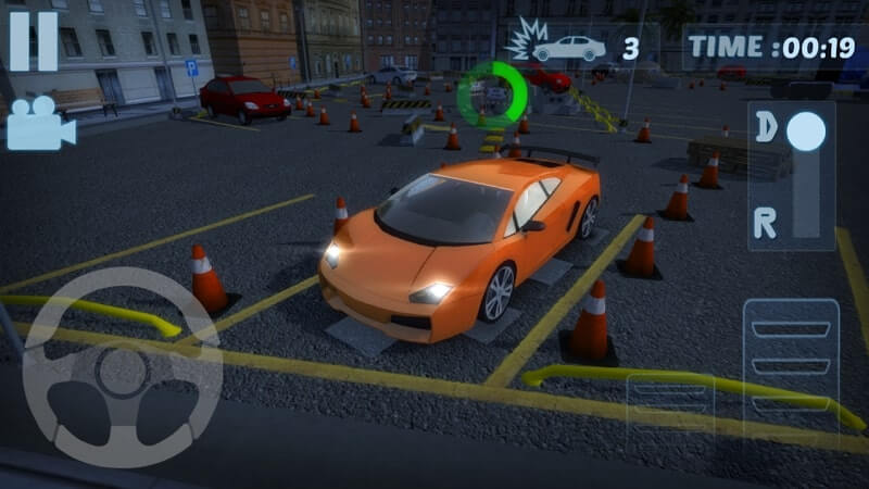 download real car parking 3 mod money