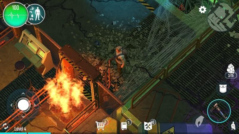download survivalist invasion pro mod apk
