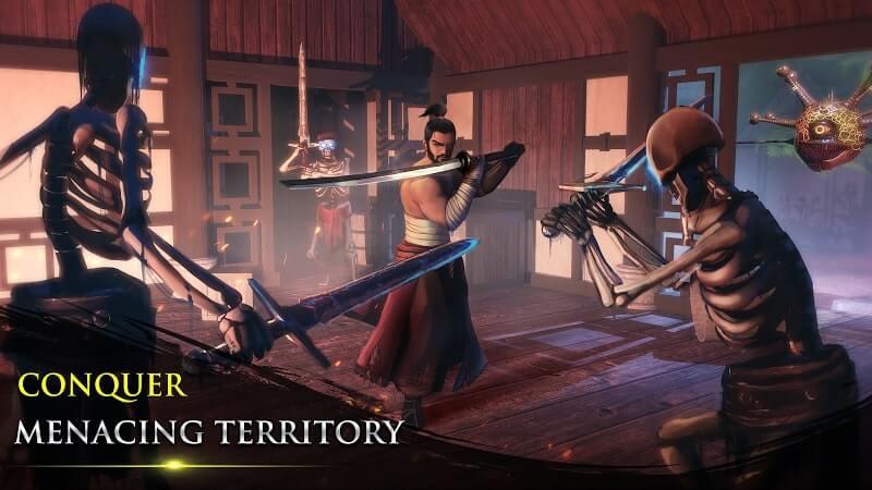 download takashi ninja warrior mod apk