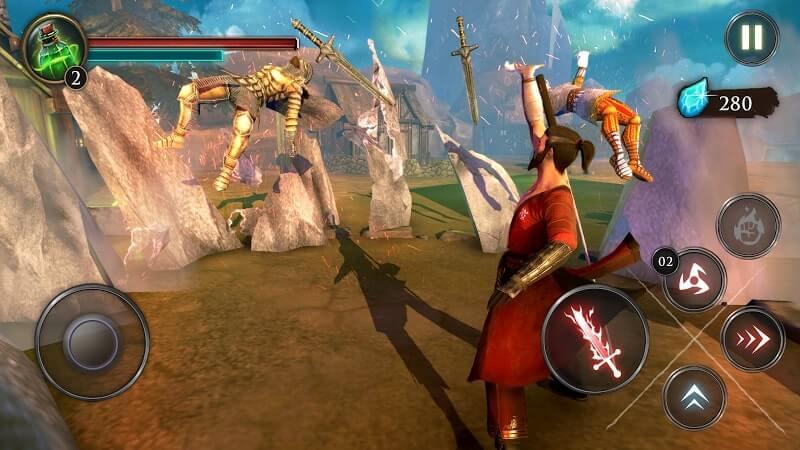 download takashi ninja warrior mod full