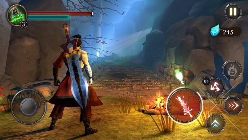 download takashi ninja warrior mod money
