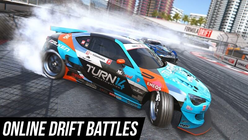 download torque drift mod apk
