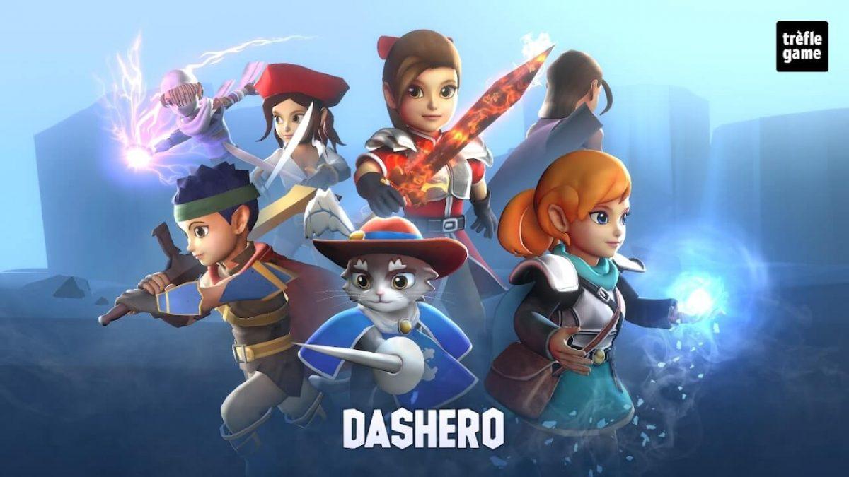 cover dashero archer sword 3d