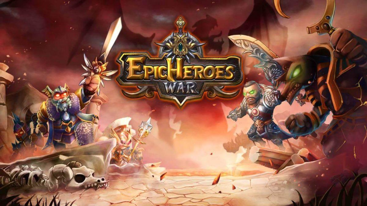 cover epic heroeswar war